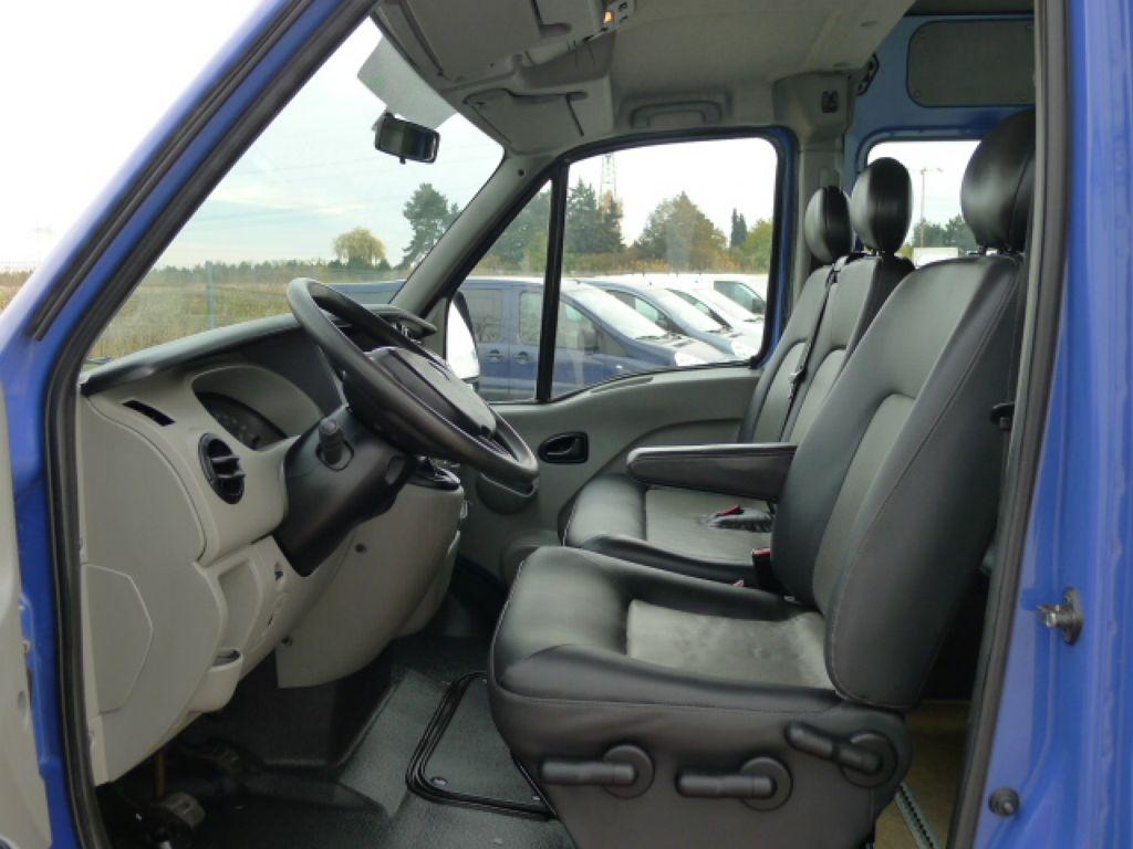 Renault Master 2,5 DCI L2H2 9míst+Klima Akce!! - 12