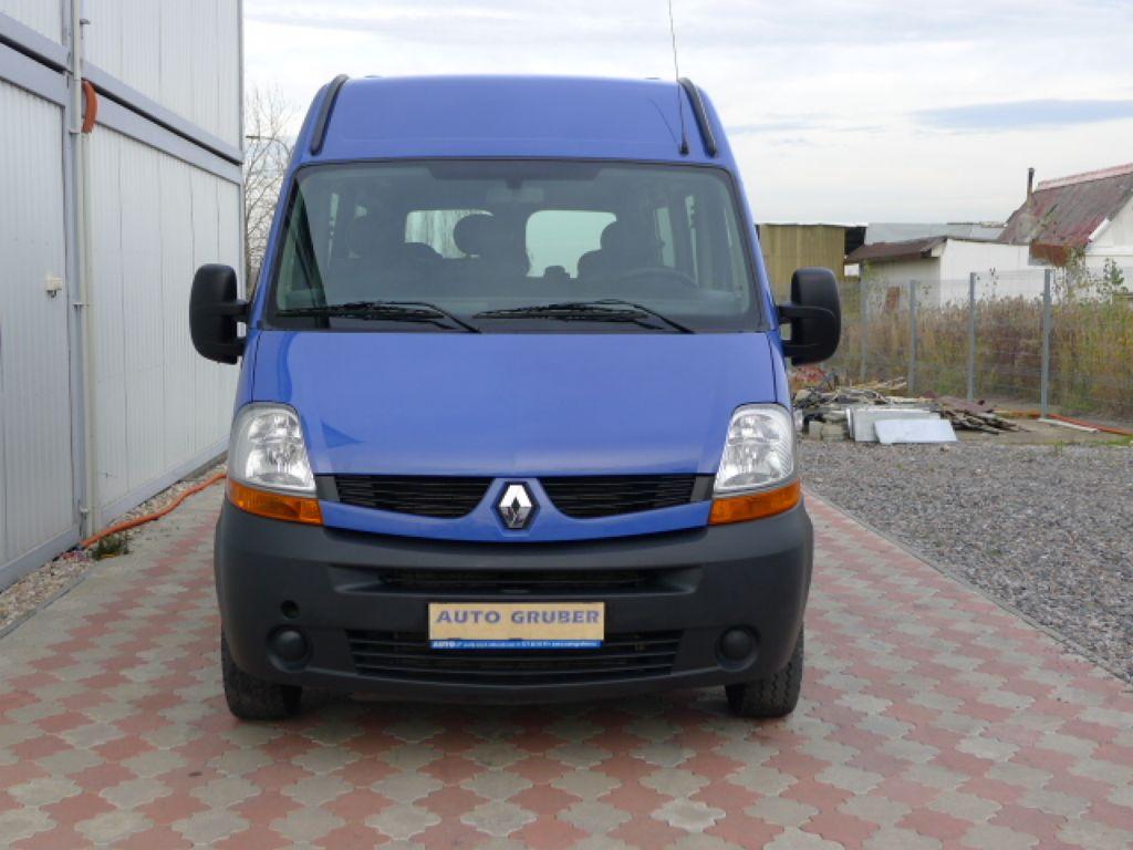 Renault Master 2,5 DCI L2H2 9míst+Klima Akce!! - 1