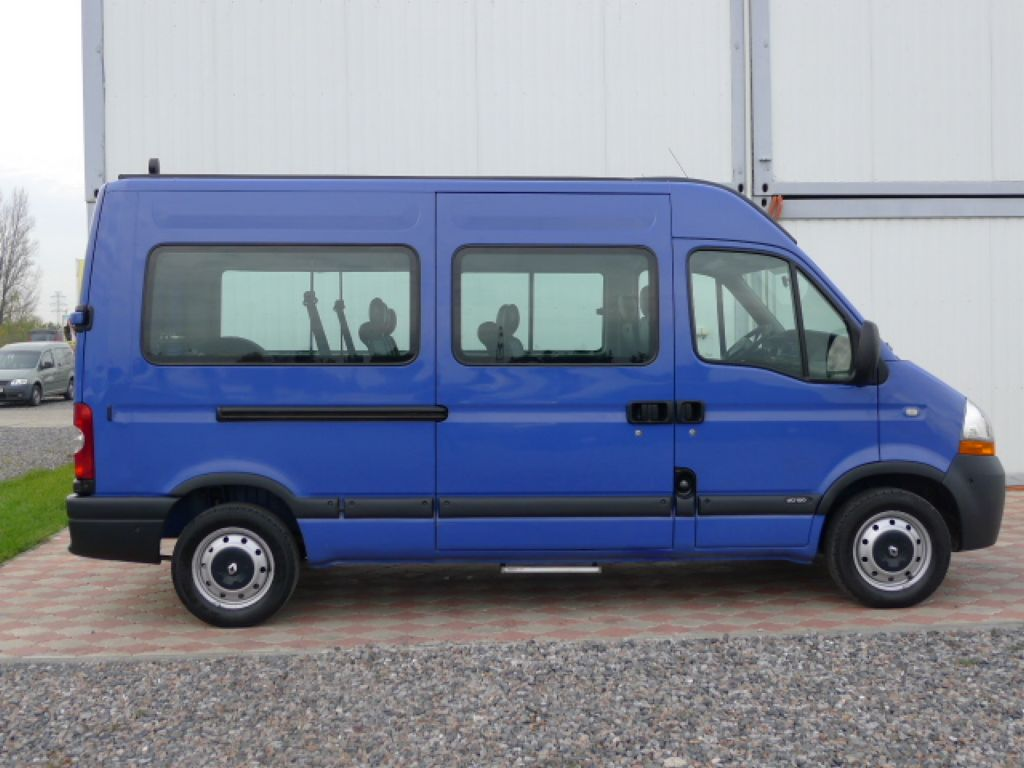 Renault Master 2,5 DCI L2H2 9míst+Klima Akce!! - 3