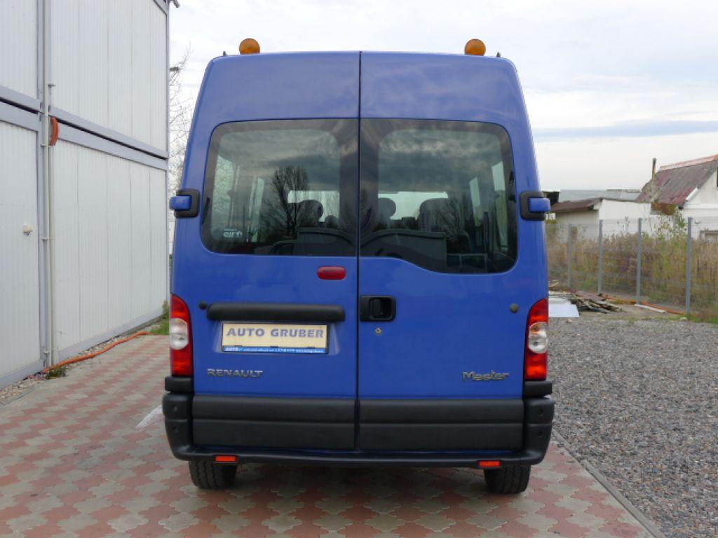 Renault Master 2,5 DCI L2H2 9míst+Klima Akce!! - 5