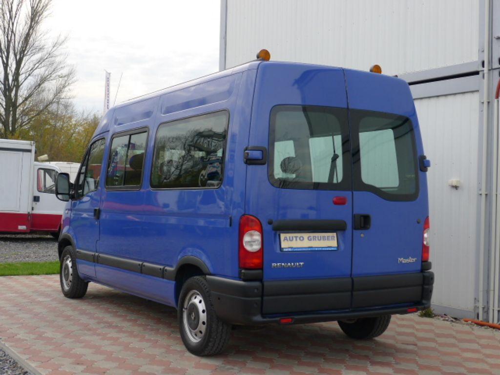 Renault Master 2,5 DCI L2H2 9míst+Klima Akce!! - 6