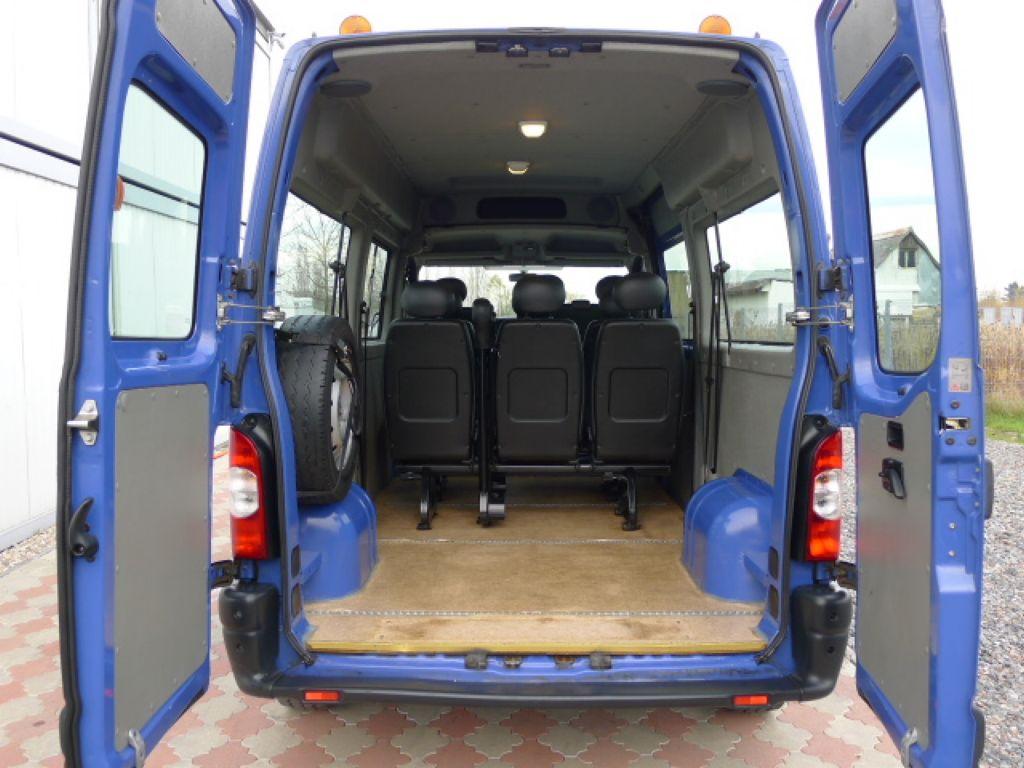 Renault Master 2,5 DCI L2H2 9míst+Klima Akce!! - 8