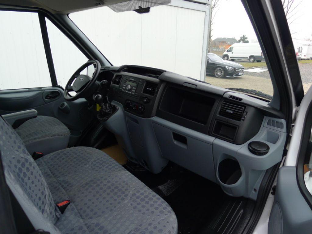Ford Transit 350L 2,4 TDCI 6míst Maxi Jumbo Akce - 9