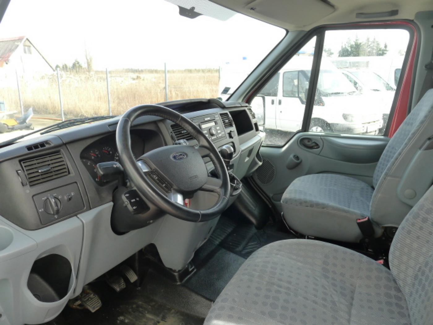 Ford Transit 260 2,2TDCI L1H1 Trend klima Akce!! - 8