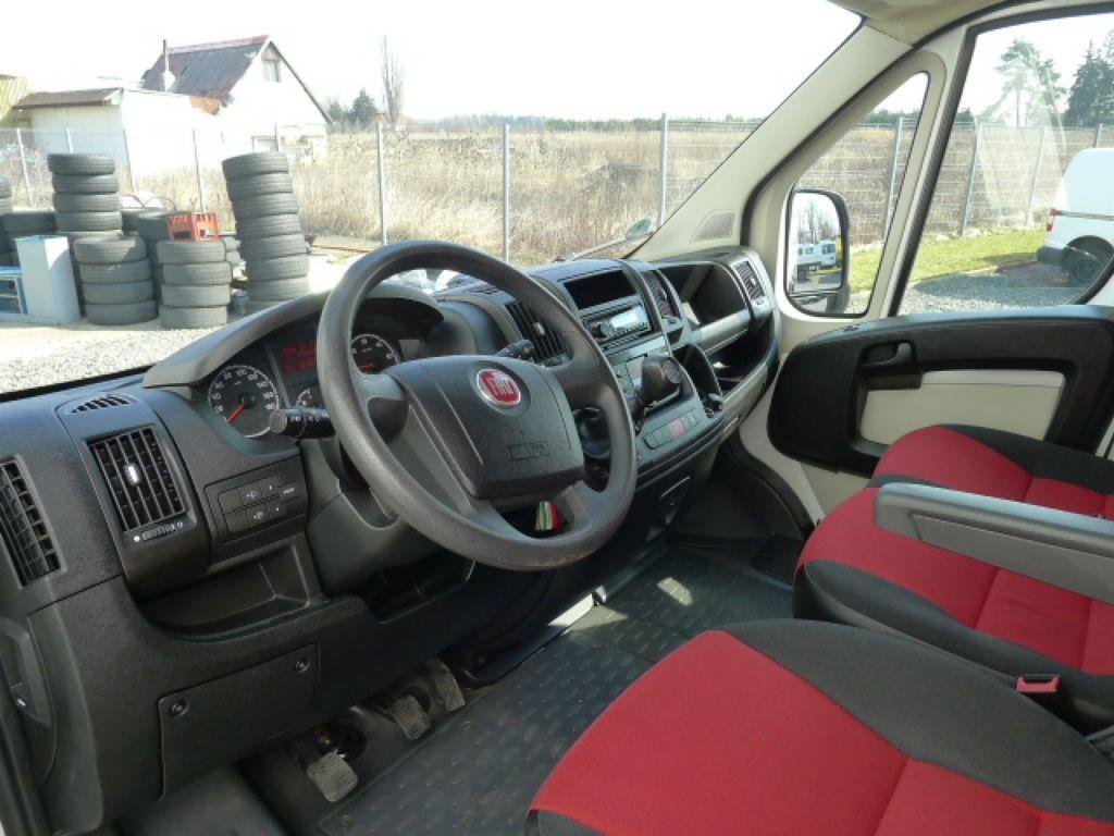 Fiat Ducato 3,0 JTD Maxi L5H3+Klimatronic180PS - 8