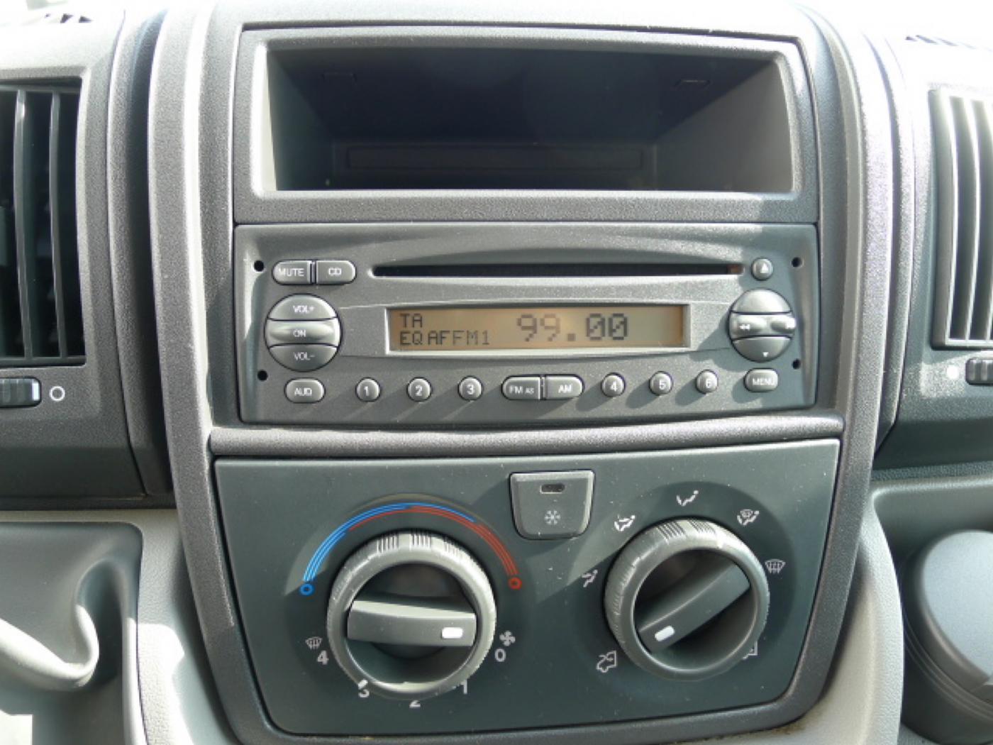 Citroën Jumper 2,2 HDI L2H1 6míst + Klima - 10