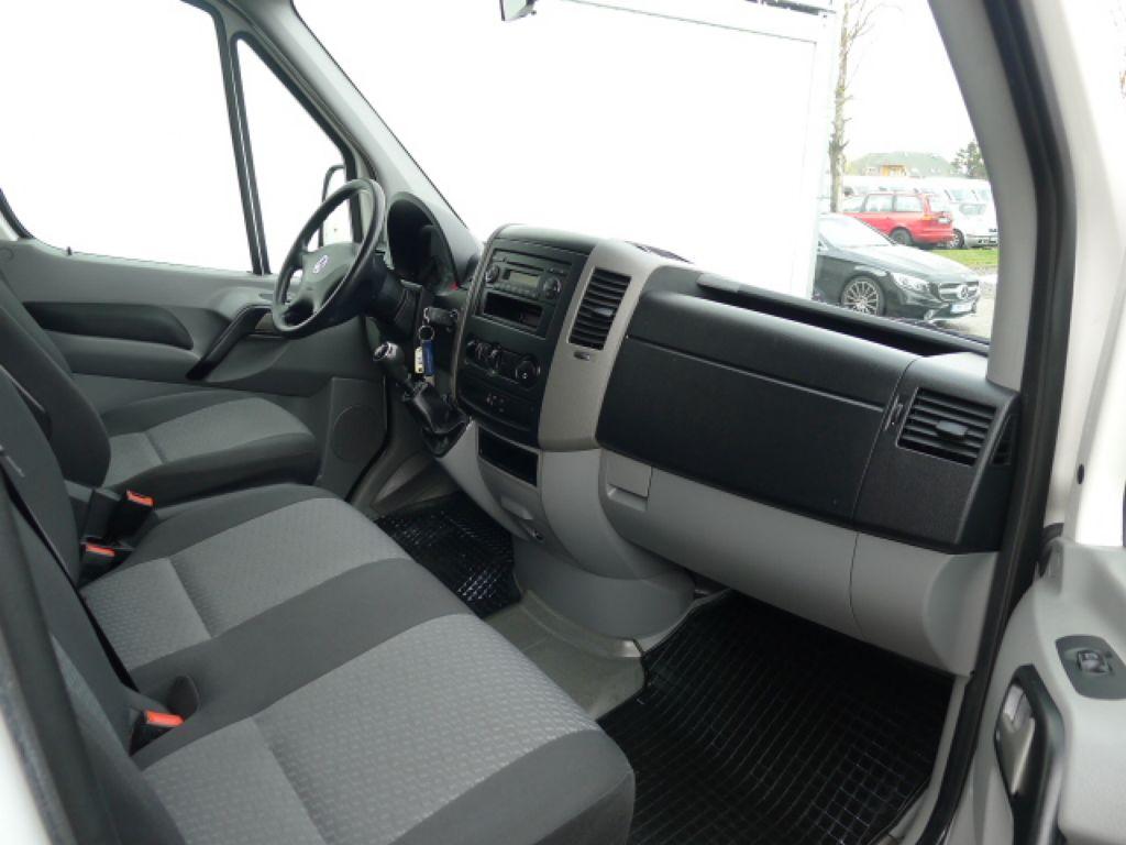Volkswagen Crafter 2,0 TDI Maxi XXL Akce!!! - 9
