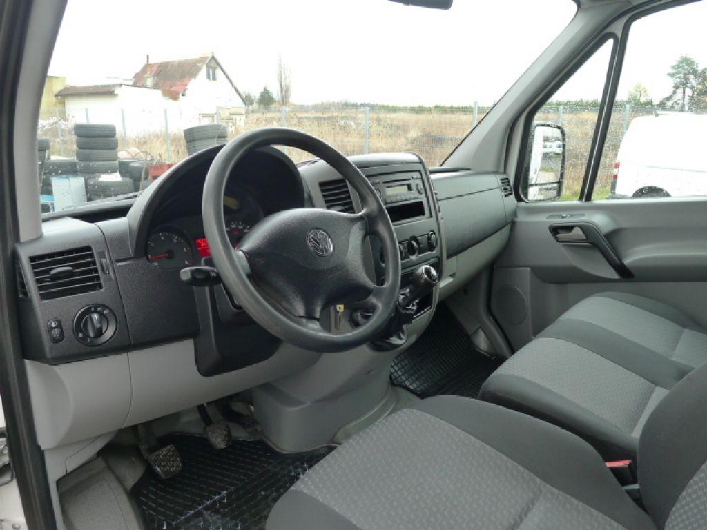 Volkswagen Crafter 2,0 TDI Maxi XXL Akce!!! - 8
