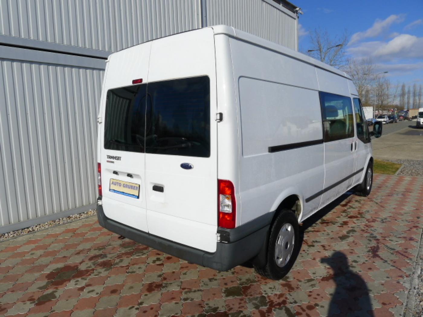 Ford Transit 350L 2,4TDCI 6míst+klima+navi Akce! - 3