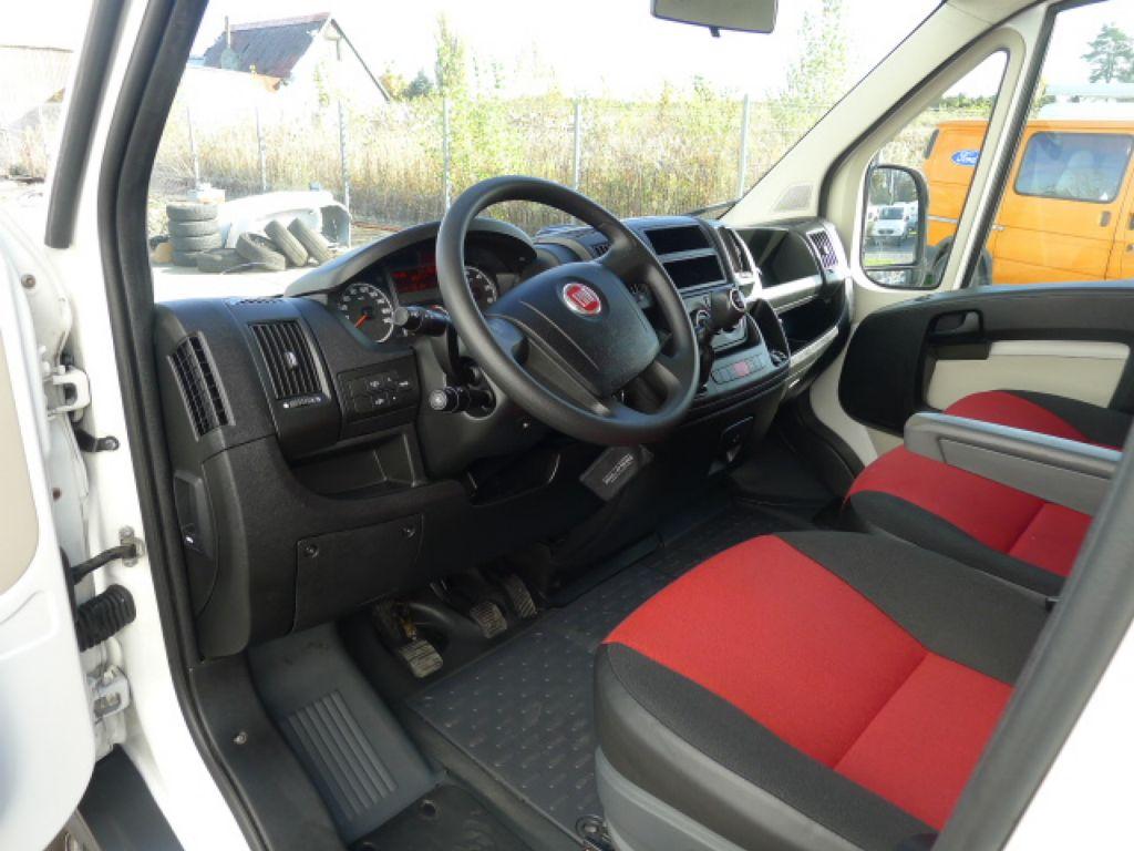 Fiat Ducato 3,0 JTD Maxi L5H2 180Ps Klima Akce! - 8