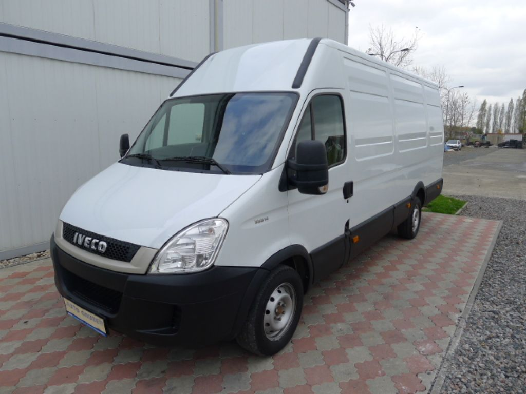Iveco Daily 35S14 2,3HPI Maxi Akce!!! - 0