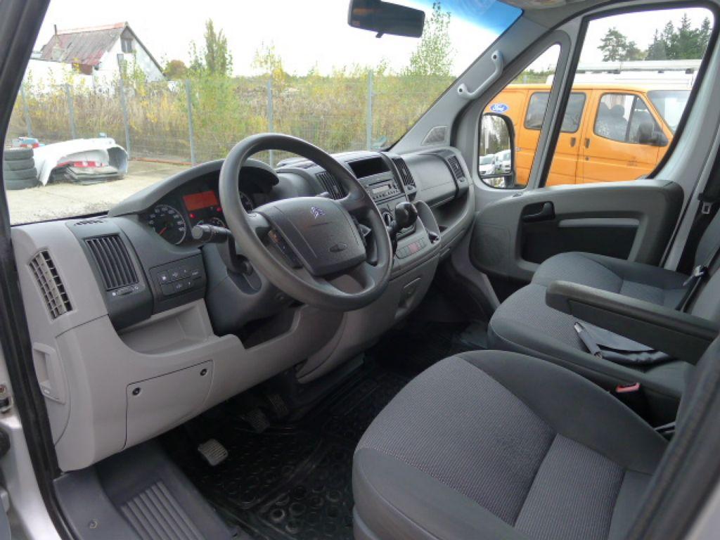 Citroën Jumper 2,2 HDI L2H2 9míst+Klima Akce!!! - 9
