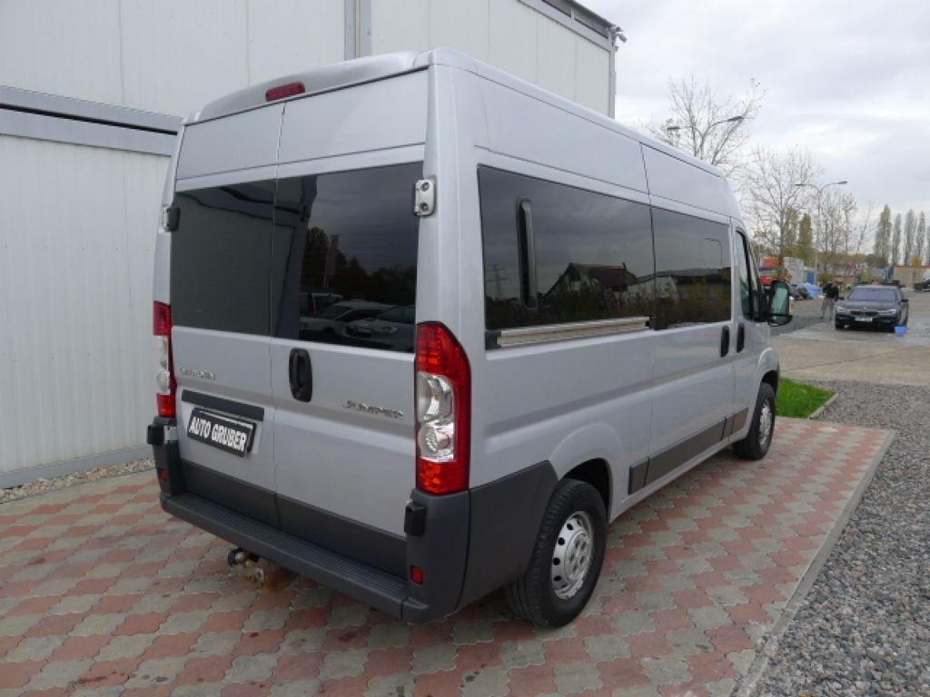 Citroën Jumper 2,2 HDI L2H2 9míst+Klima Akce!!! - 3