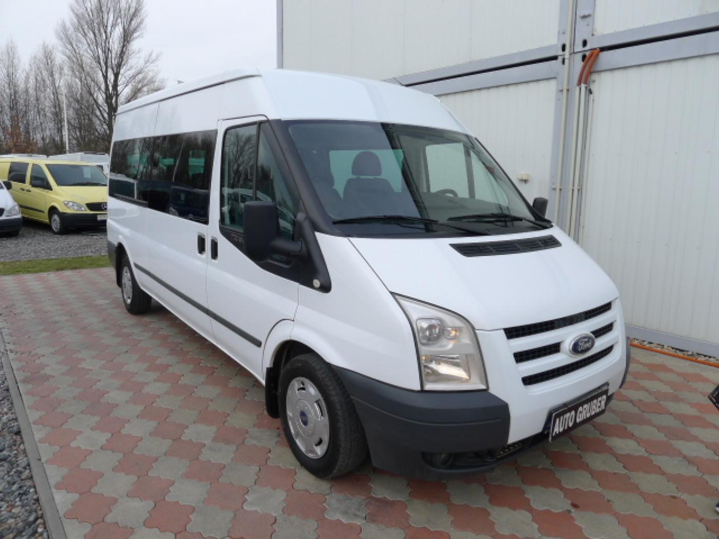 Ford Transit 300L 2,2TDCI 9míst + klima Trend Ak Novinka - 1