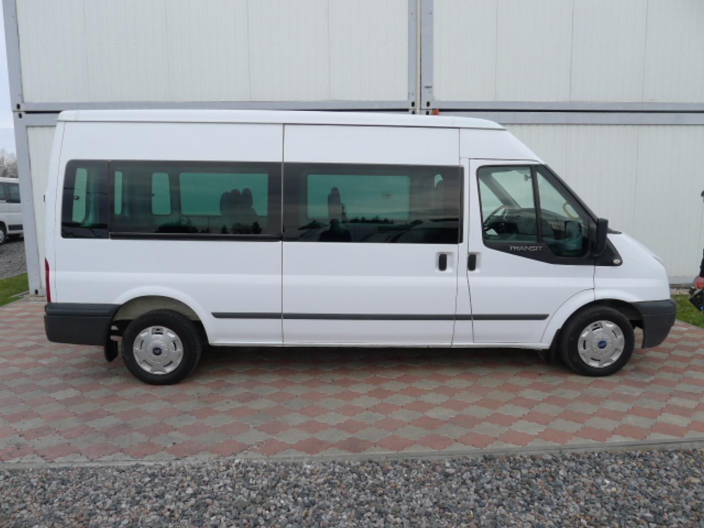 Ford Transit 300L 2,2TDCI 9míst + klima Trend Ak Novinka - 2