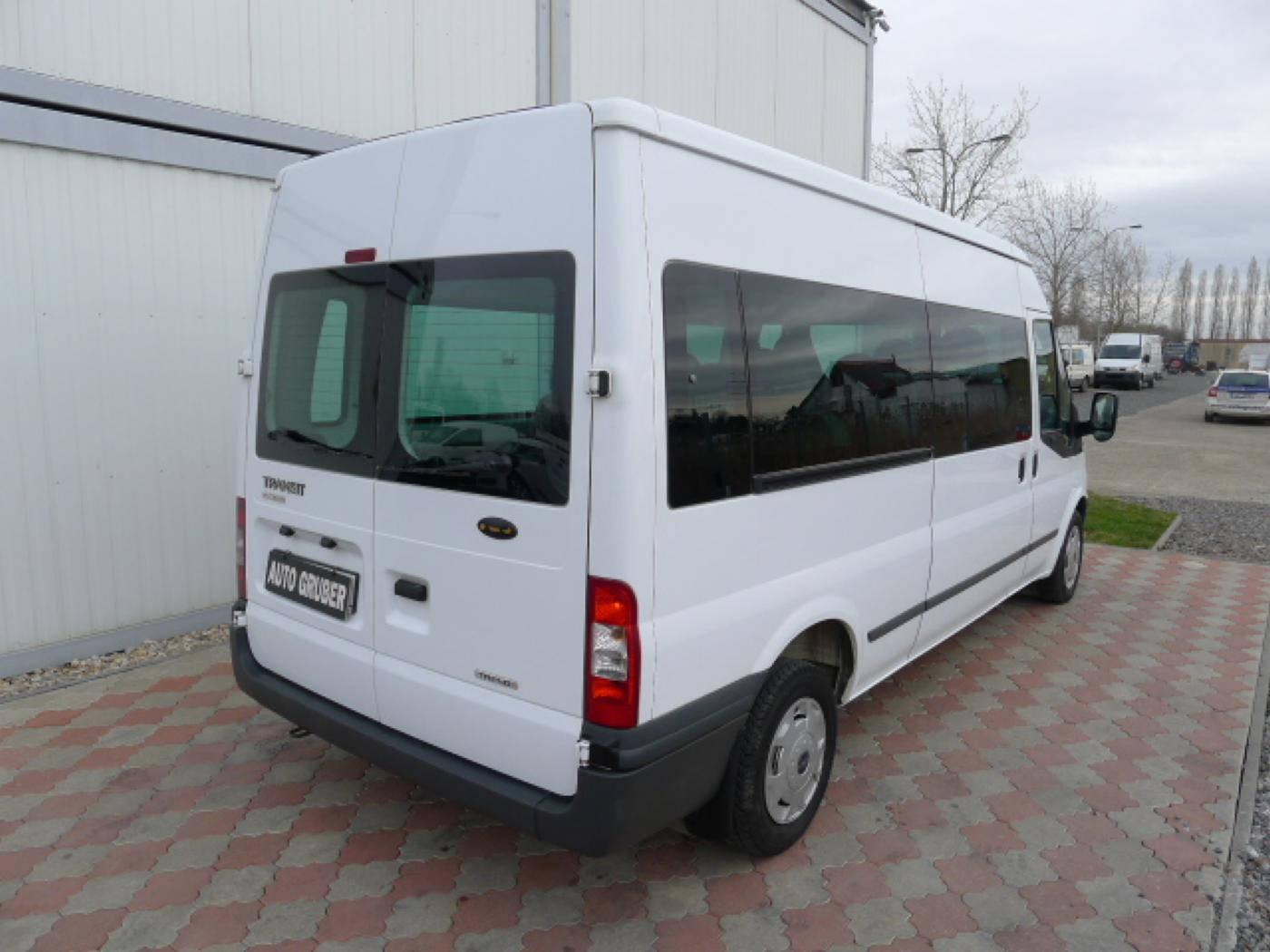 Ford Transit 300L 2,2TDCI 9míst + klima Trend Ak Novinka - 3