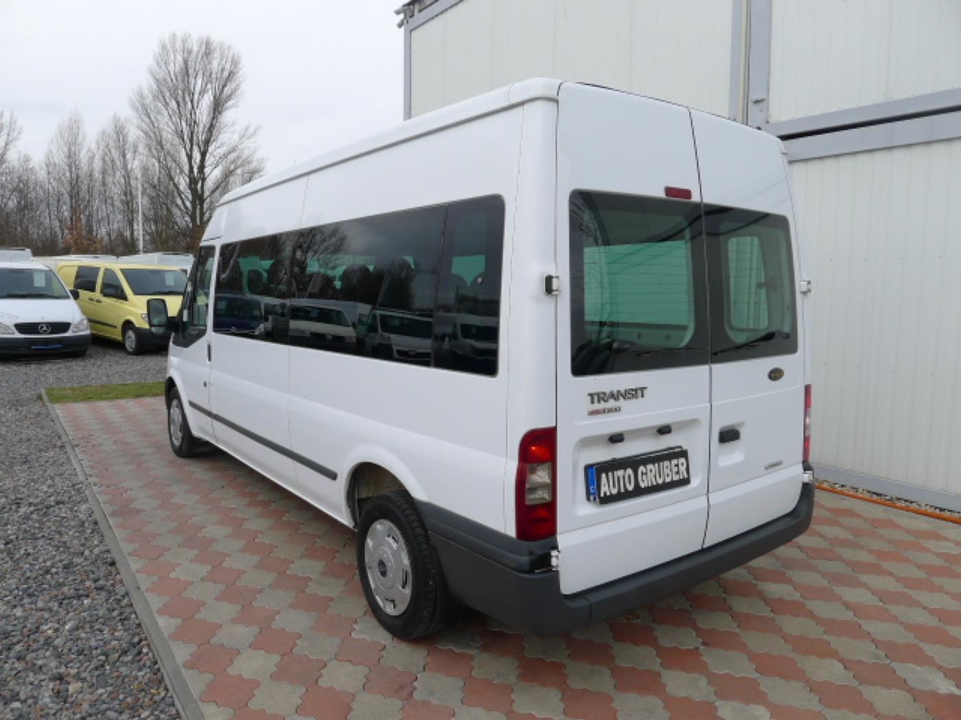 Ford Transit 300L 2,2TDCI 9míst + klima Trend Ak Novinka - 4