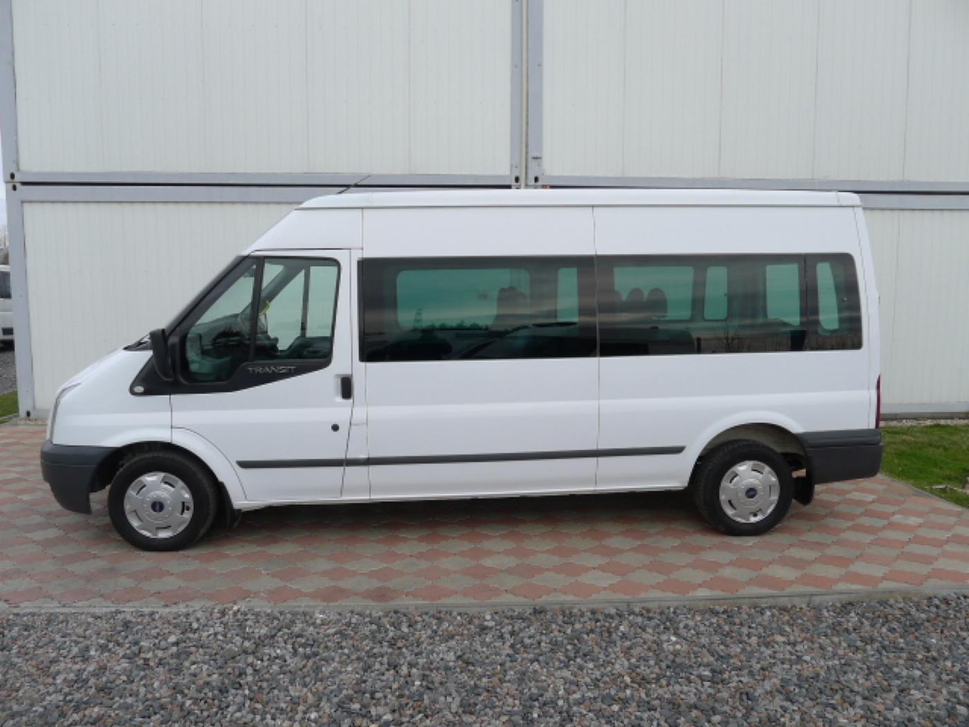 Ford Transit 300L 2,2TDCI 9míst + klima Trend Ak Novinka - 5