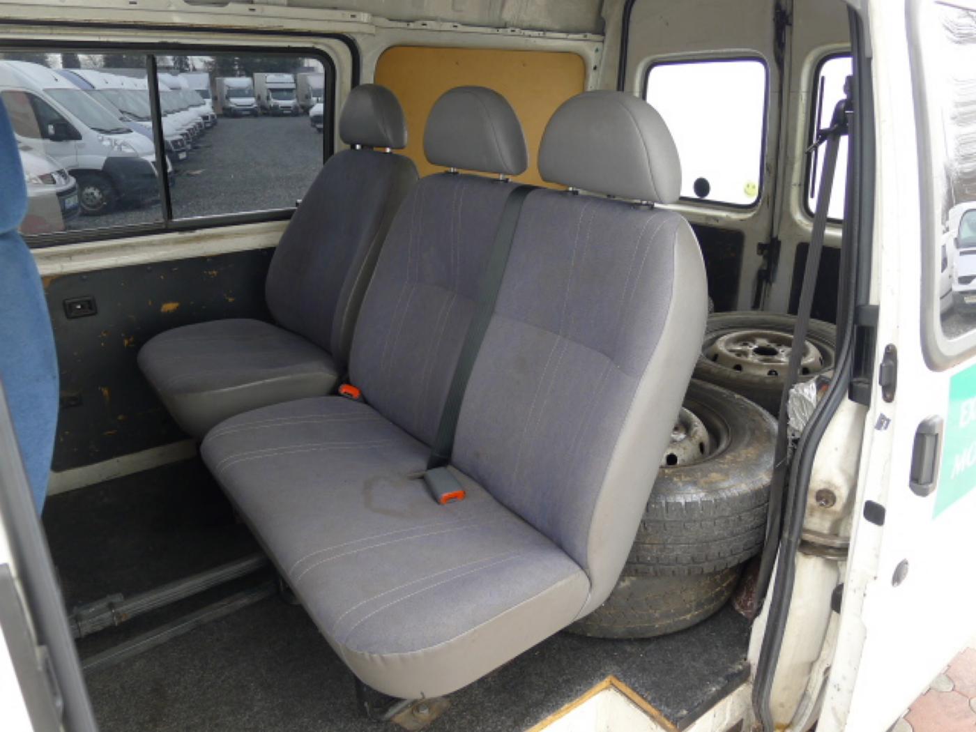 Ford Transit 2,5 TD 6míst EKO ZAPL !!! Novinka - 8