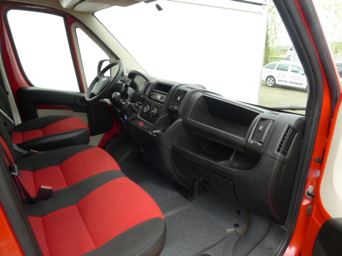 Fiat Ducato 2,3 JTD Maxi L3H2 6míst+klima Novinka - 9