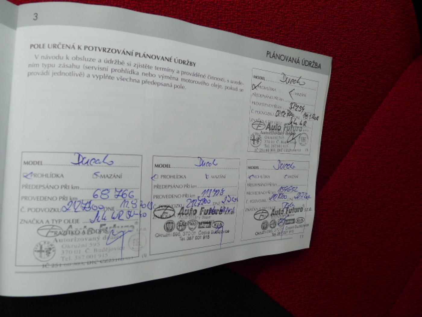 Fiat Ducato 2,3 JTD Maxi L3H2 6míst+klima Novinka - 14