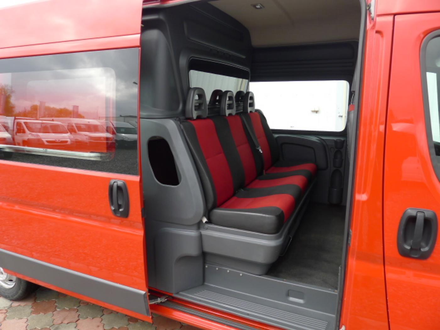 Fiat Ducato 2,3 JTD Maxi L3H2 6míst+klima Novinka - 7