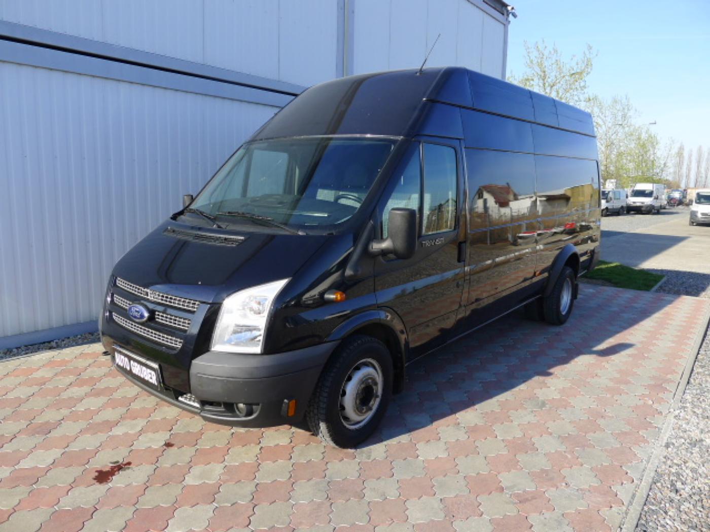 Ford Transit 350L 2,2TDCI Maxi Jumbo+èelo+Tuplák Novinka