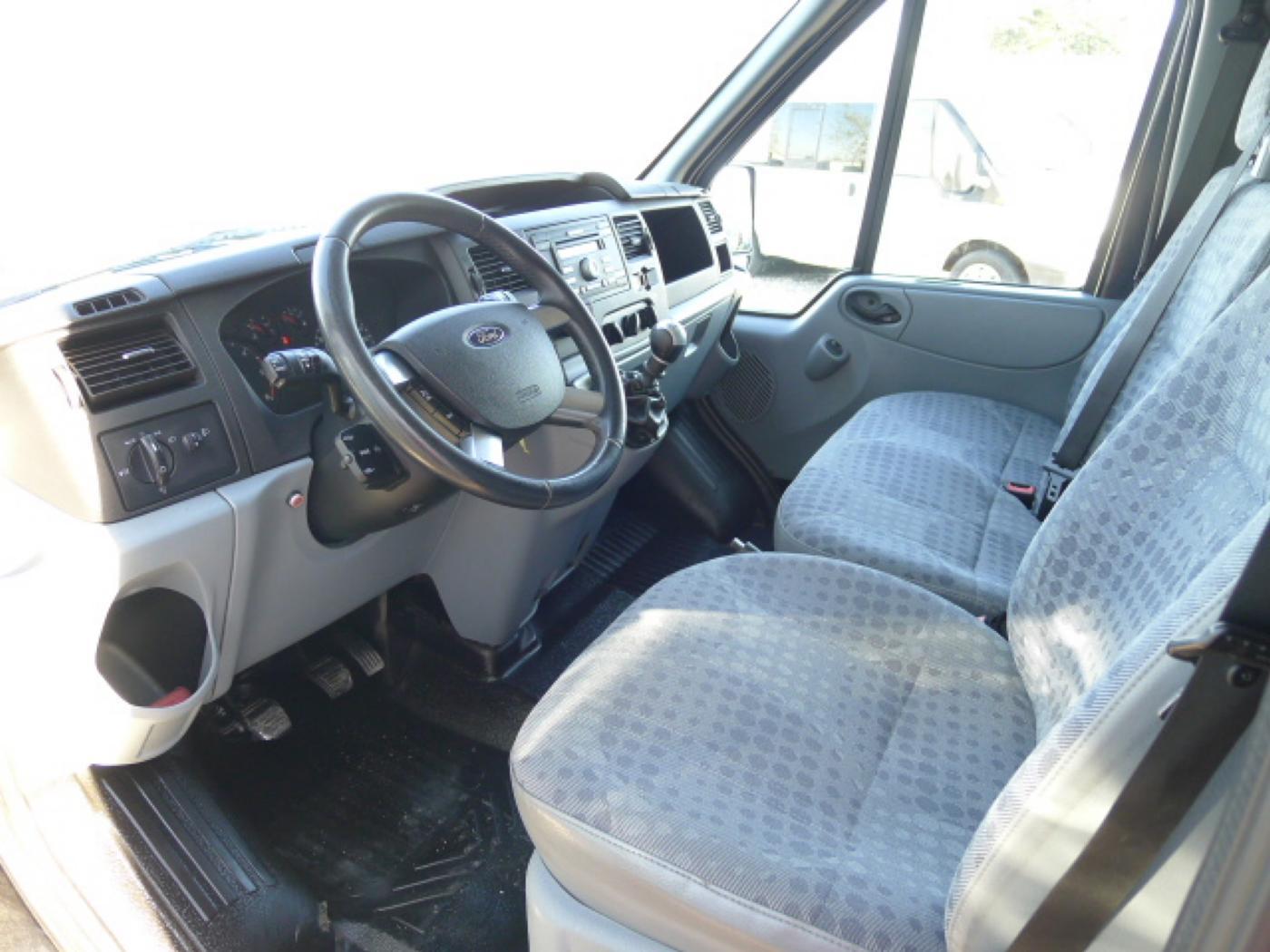 Ford Transit 350L 2,2TDCI Maxi Jumbo+èelo+Tuplák Novinka - 13