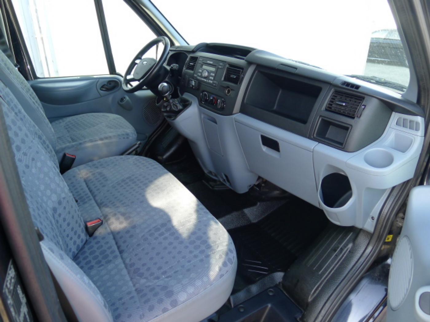 Ford Transit 350L 2,2TDCI Maxi Jumbo+èelo+Tuplák Novinka - 14