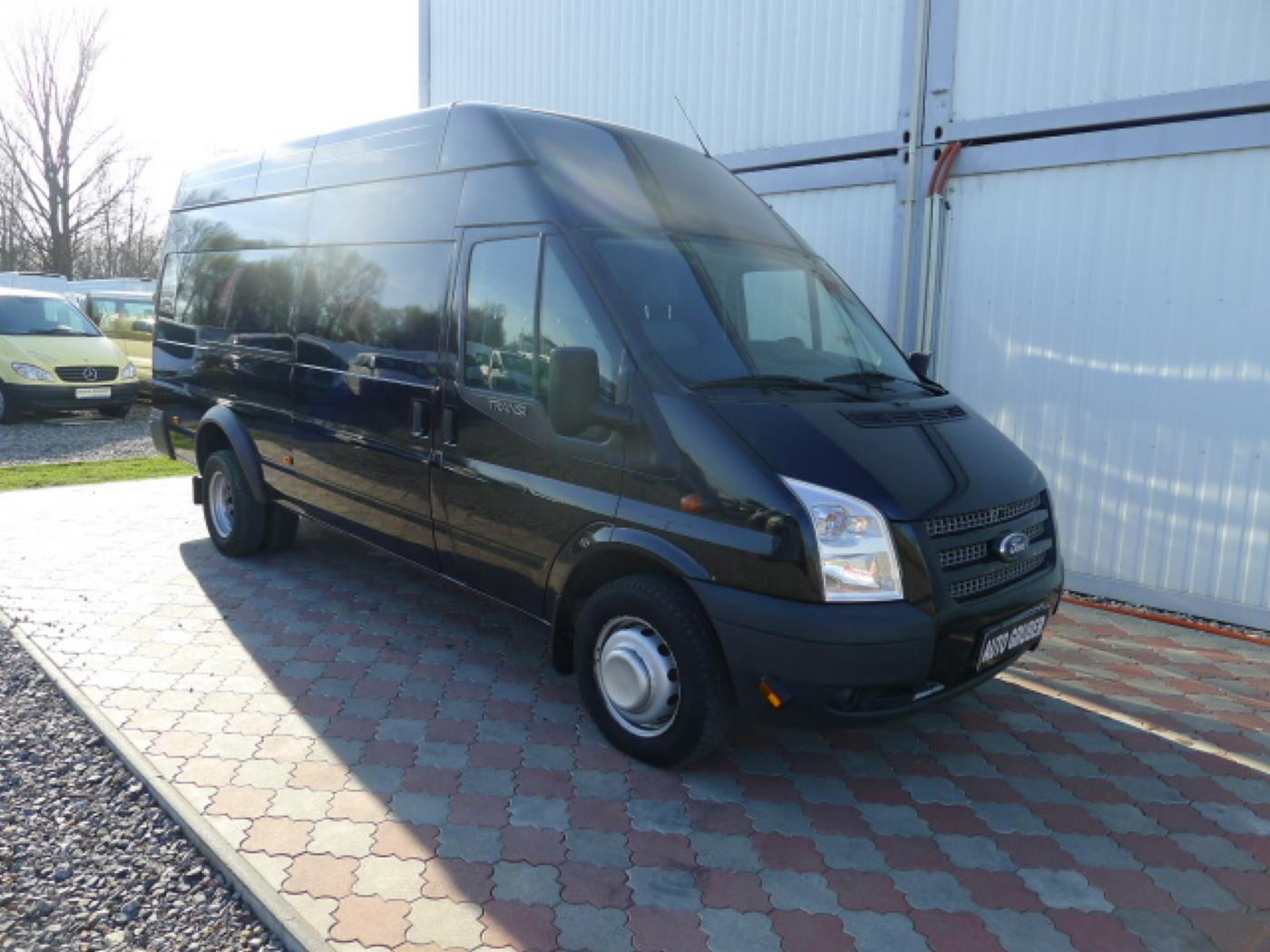 Ford Transit 350L 2,2TDCI Maxi Jumbo+èelo+Tuplák Novinka - 1