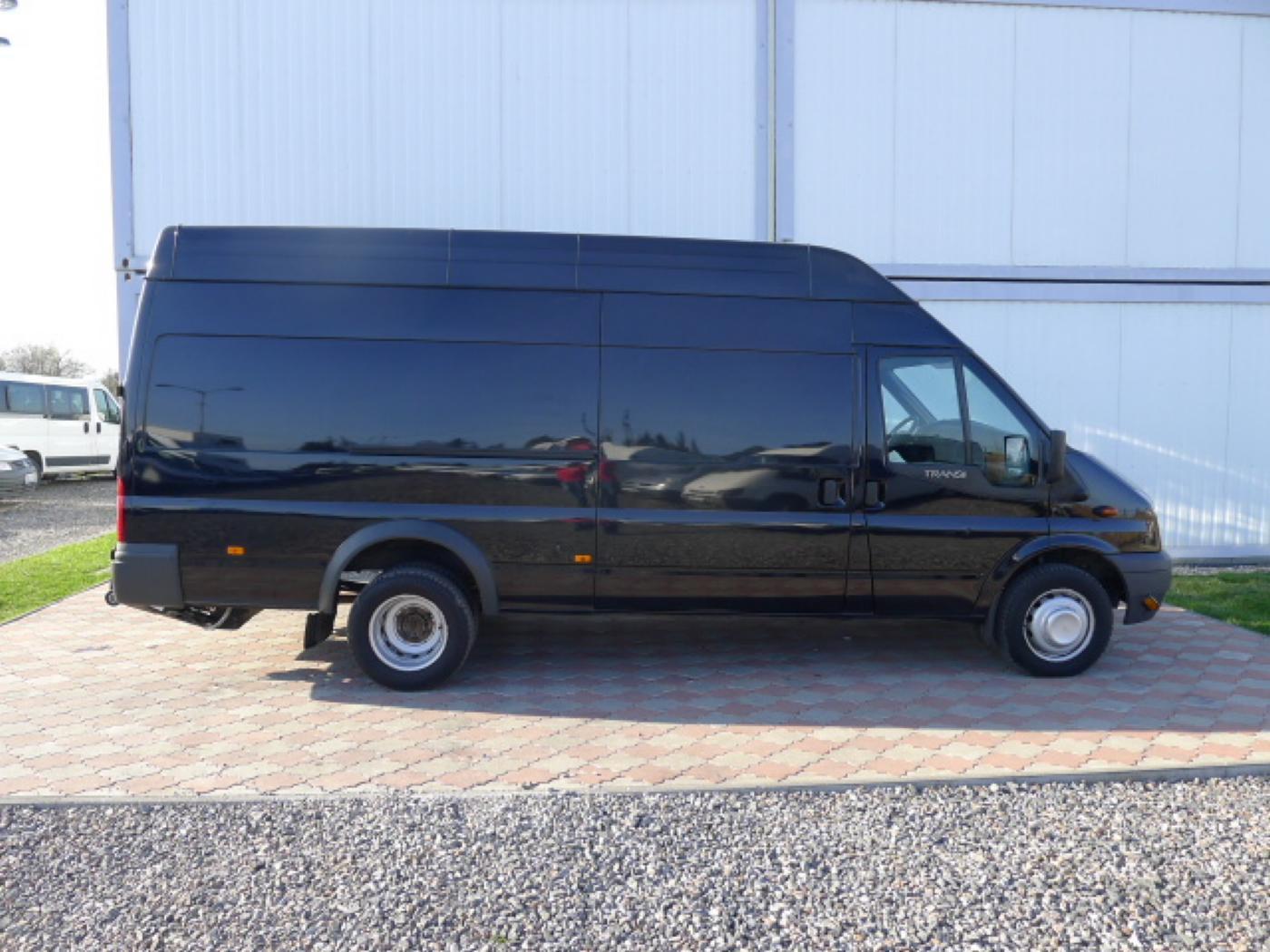 Ford Transit 350L 2,2TDCI Maxi Jumbo+èelo+Tuplák Novinka - 2