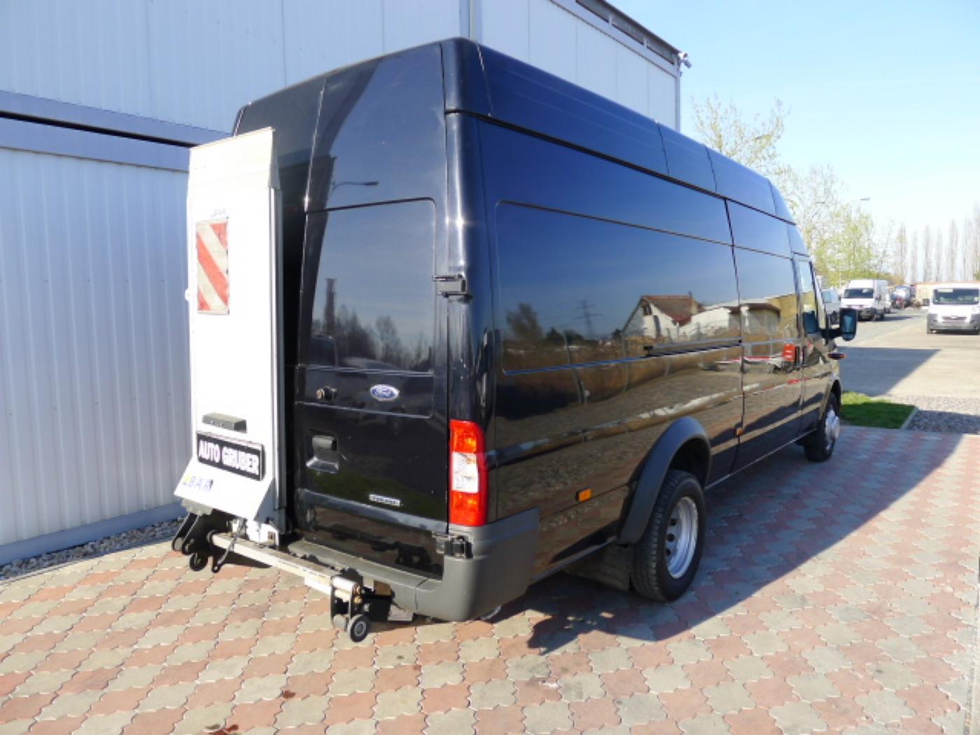 Ford Transit 350L 2,2TDCI Maxi Jumbo+èelo+Tuplák Novinka - 3