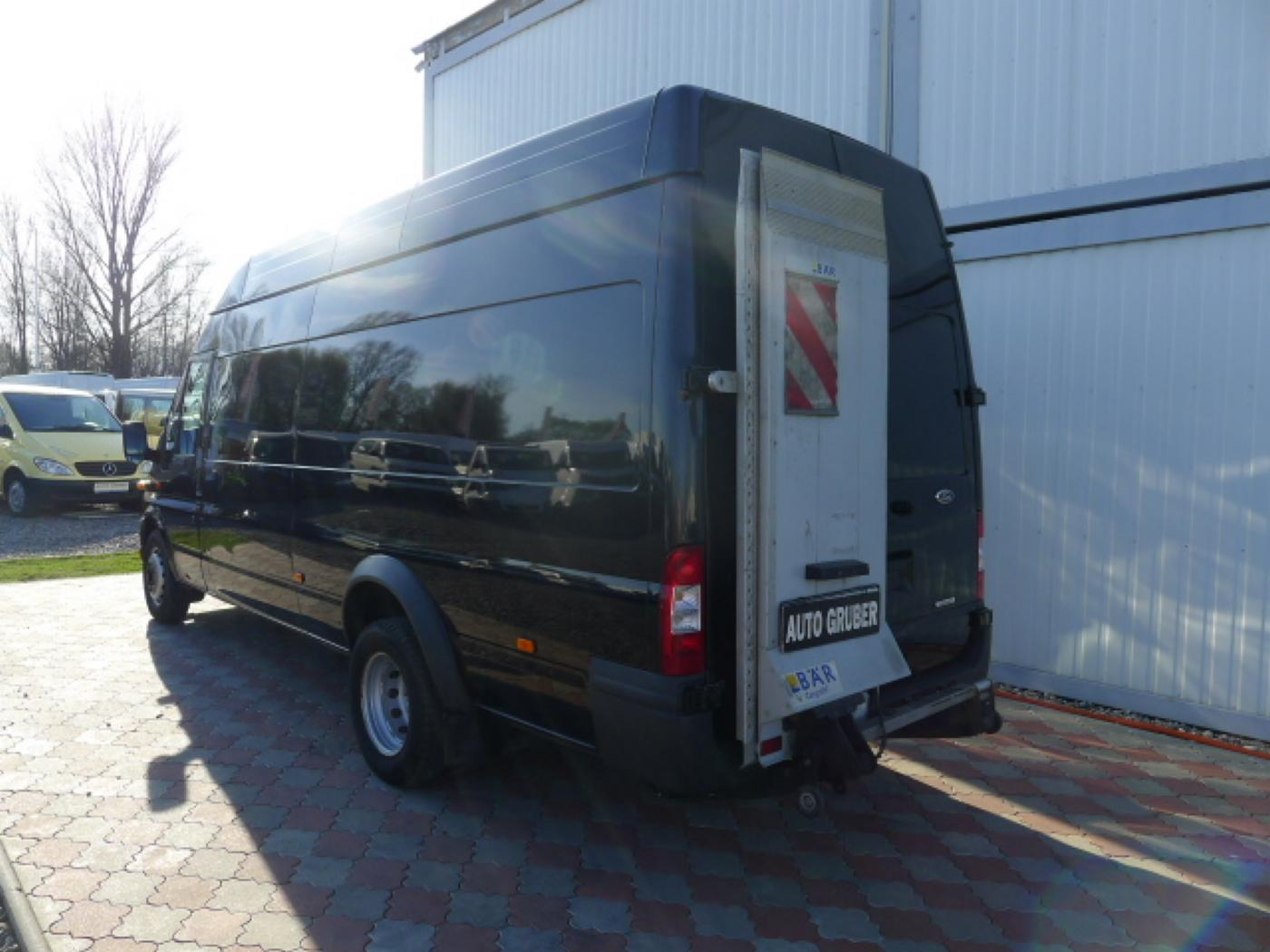 Ford Transit 350L 2,2TDCI Maxi Jumbo+èelo+Tuplák Novinka - 4