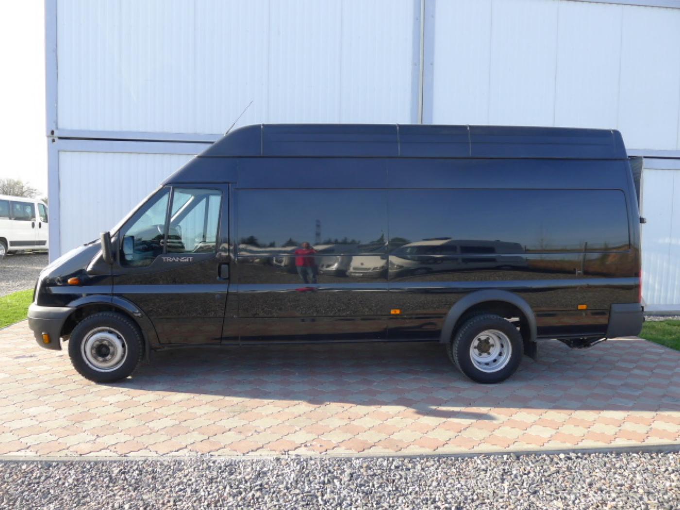 Ford Transit 350L 2,2TDCI Maxi Jumbo+èelo+Tuplák Novinka - 5