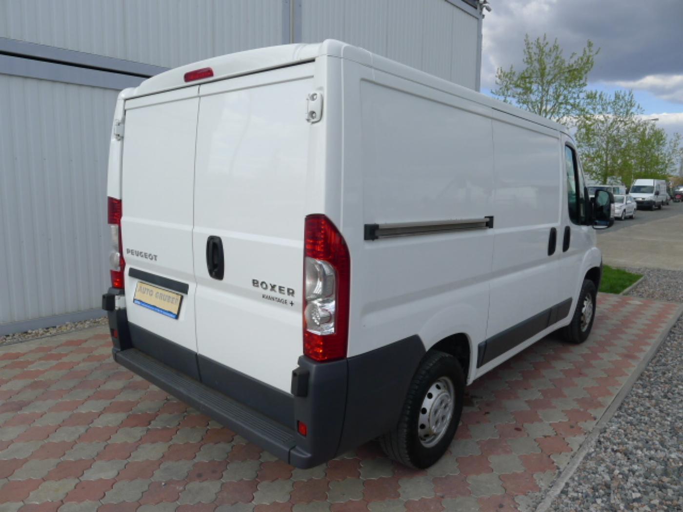 Peugeot Boxer 2.2 HDI L1H1 Klima Akce!!! Novinka - 3
