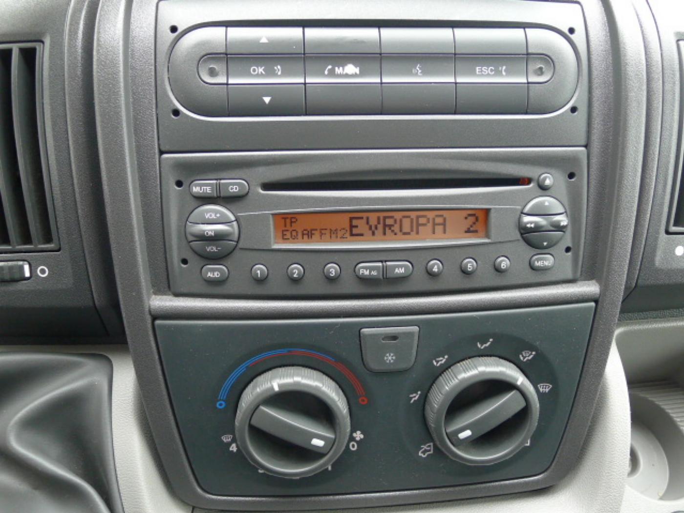 Peugeot Boxer 2.2 HDI L2H2 Klima Akce!!! Novinka - 10