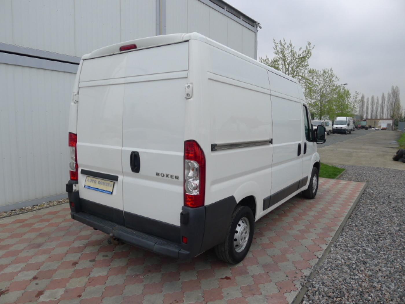 Peugeot Boxer 2.2 HDI L2H2 Klima Akce!!! Novinka - 3