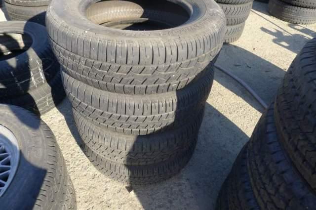 Volkswagen Transporter 4xLetní pneu205/65R15C+2xDisk